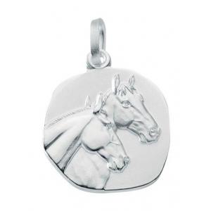 Anhänger  Pferdekopf 925 Silber