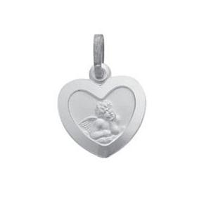 Anhänger Medaillen Amor 925 Silber