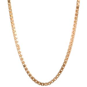 1,2 mm 60 cm 750 - 18 Karat Gelbgold Venezianerkette massiv Gold hochwertige Halskette 7,2 g