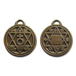 Pentakel des Vaters Anhänger Schmuck - Pentagramm -