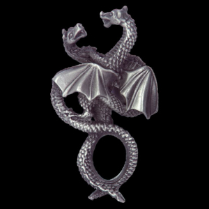 Winged Serpents Anhänger Schmuck