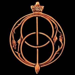 Avalon Bronze, Schmuck 45x35mm