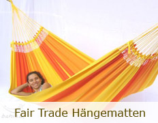 Fair Trade Hängematten